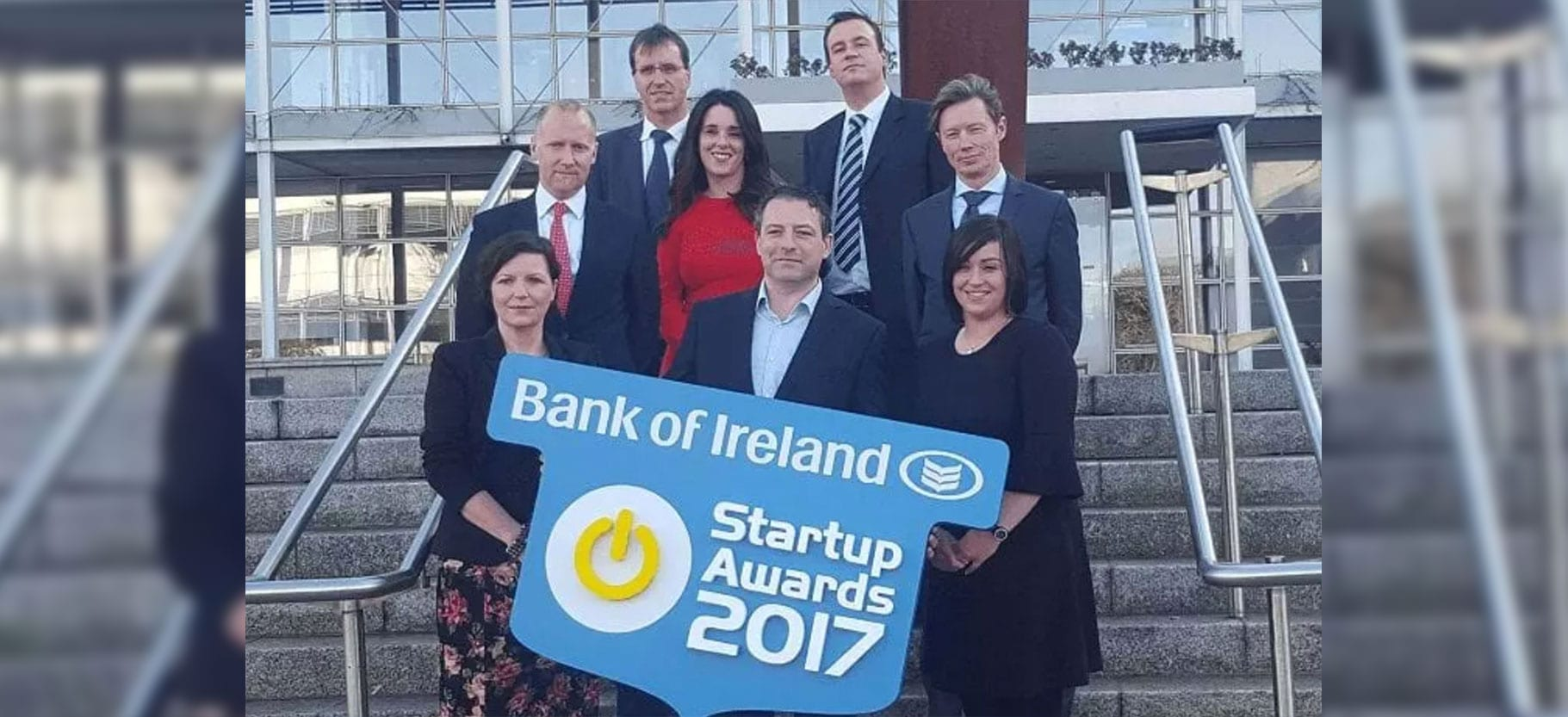 Blueface support the 2017 BOI Startup Awards