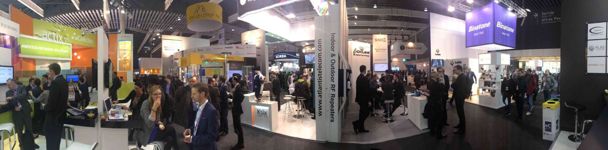 Updates from Mobile World Congress