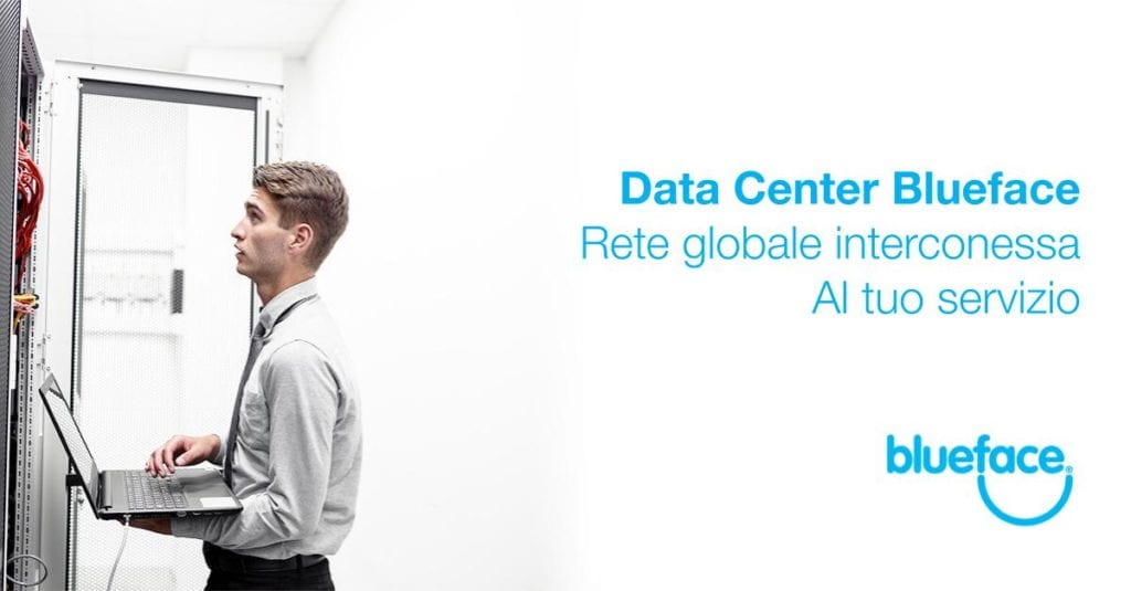 Data Center Blueface