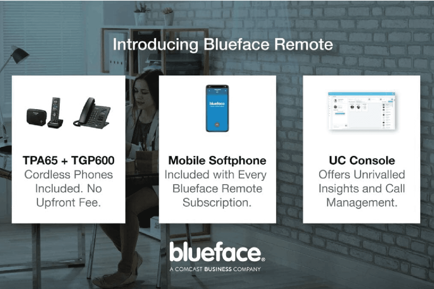 Introducing Blueface Remote