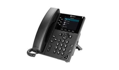 Polycom VVX 350 Business IP Phone