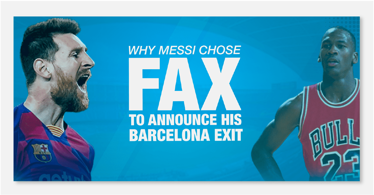 Fax Messi