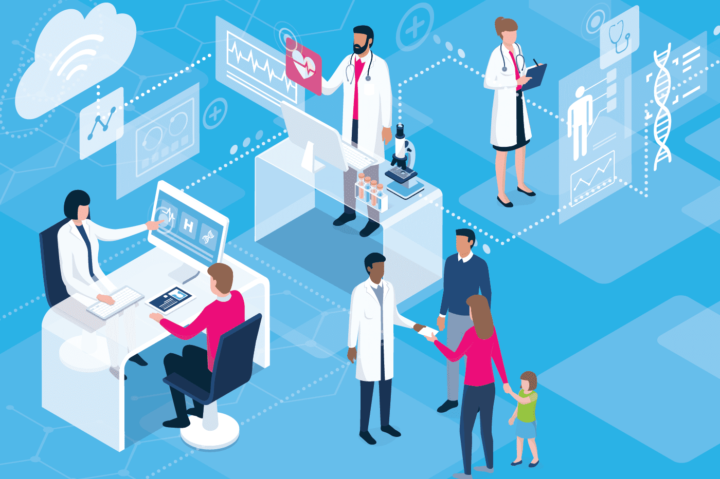 Unified Communication Acceleration in Healthcare Industry