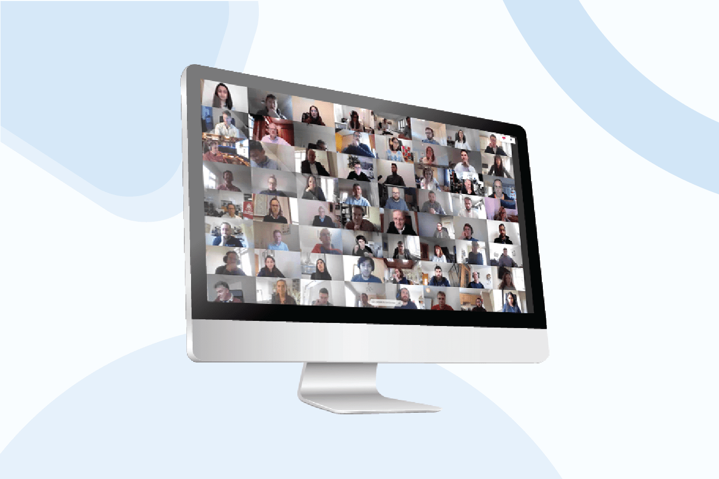 Don't Be Shy - Hosting a Virtual Meeting with Blueface