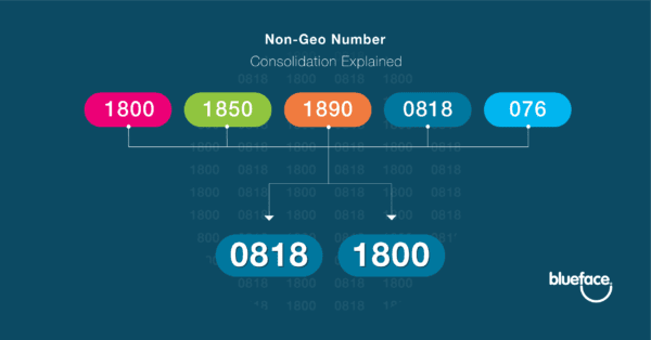 Non-Geographic Numbers