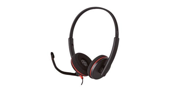 Headset Poly BLACKWIRE 3320